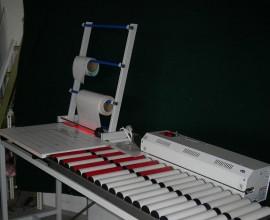 Sürekli Poşet Ağzı Kapama Makinesi