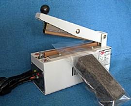 200 mm lik  Ağız Kapama Makinesi