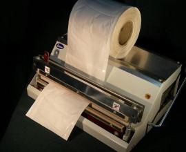 Sterilizasyon  Poşeti Kollu Kapama Makinesi