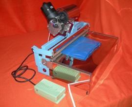 Naylon ve Sterilizasyon Torba Ağzı  Motorlu Kapama Makinesi