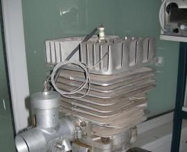 Türk Tasarımı Benzin Motoru