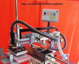 HAPKOY  ( Hap dizme ve yerleştirme makinası )